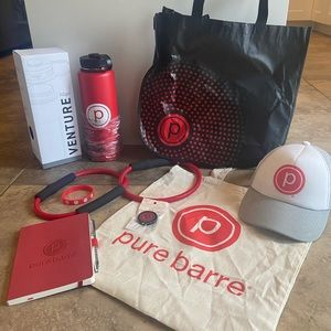 Pure Barre gift items
